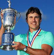 OnlineGolf News: Brooks Koepka wins 117th US Open