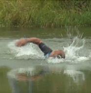 OnlineGolf News: Former PGA Tour pro John Morgan makes an ace, swims to fetch his golf ball