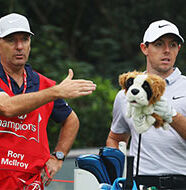 OnlineGolf News: Rory McIlroy praises caddie, then sacks him after Open disappointment