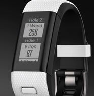 Garmin Approach X40 GPS Golf Band -Video