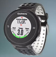 Garmin S6 | TempoTraining -Video