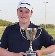 OnlineGolf News: Robert MacIntyre wins first pro title in just second start
