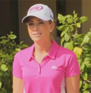 Paula Creamer talks adidas Golf 2014 Women's Apparel - Video