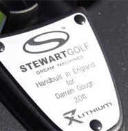 Darren Gough talks about his love of Stewart Golf trolleys - Video
