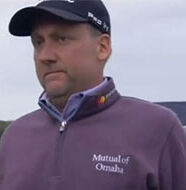 OnlineGolf News: Ian Poulter loses his cool with fans at the British Masters
