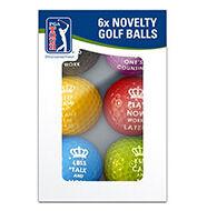 PGA Tour Balls & Accessories