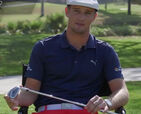Bryson DeChambeau Talks Cobra Golf F7 One Length Irons -Video