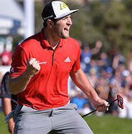 OnlineGolf News: Jon Rahm admits to feeling the pressure of success
