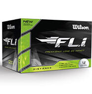 Review: Wilson FLi Golf Balls