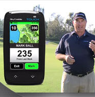 SkyCaddie Mark Ball Feature - Video