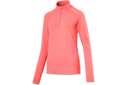 PUMA Golf Ladies Evoknit 1/4 Zip Windshirt