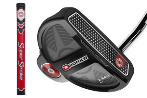Odyssey O Works 2 Ball SS Mid Slim Putter