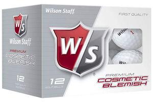 Wilson Staff DX2 Soft Golf Balls Dozen