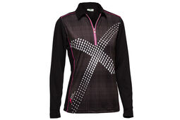 Daily Sports Ladies Octavia Long Sleeved Polo Shirt