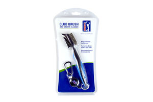 PGA Tour Club Brush Groove Cleaner