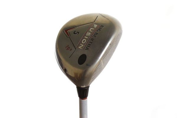 Used Callaway Big Bertha Fusion 19° Fairway