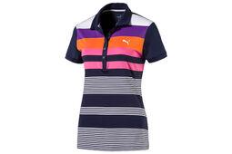 PUMA Golf Ladies Road Map Polo Shirt