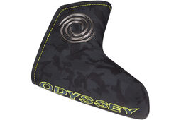 Odyssey Camouflage Blade Head Cover