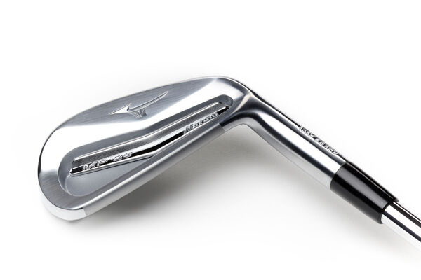 Mizuno MP-25 Steel 4-PW