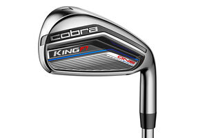 Cobra King F7 ONE Steel Irons