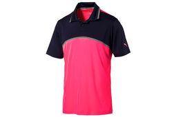 PUMA Golf Tailored Colourblock Polo Shirt