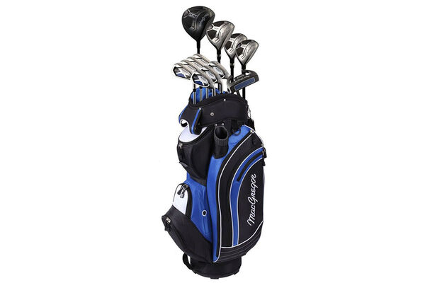 MacGregor DCT Steel Package Set Cart