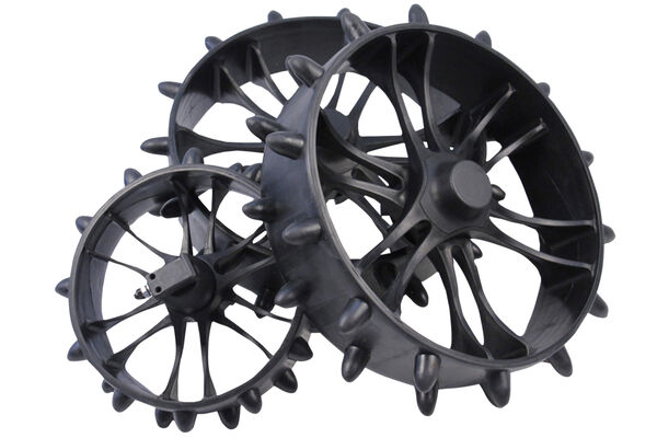 Big Max Hedgehog Wheel 3 Set