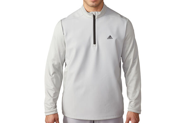 Adidas Windtop Heathered QZ W6