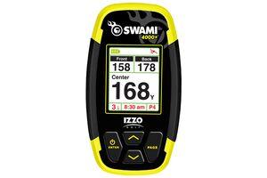 Izzo Swami 4000 GPS RangeFinder