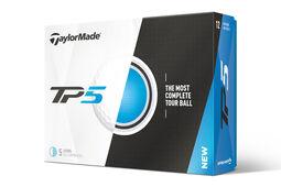 TaylorMade TP5 12 Golf Balls