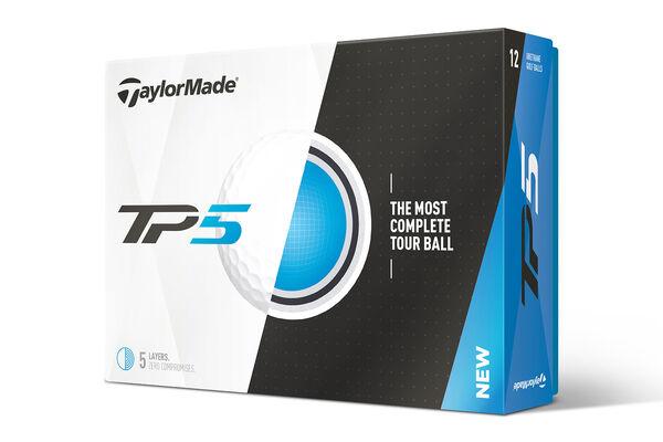 TMade TP5 Dozen Pack Balls