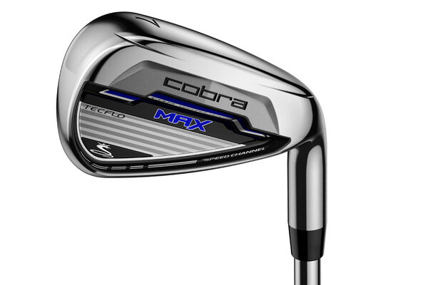 Cobra Golf MAX Irons Graphite 5-SW