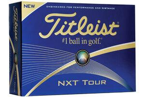 Titleist NXT Tour Golf Balls Dozen