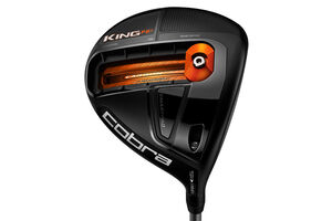 Cobra Golf King F6 Black Driver