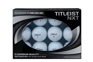 Titleist NXT Golf Balls Dozen