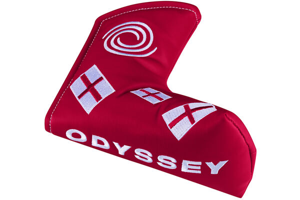 Odyssey Flag Blade Head Cover