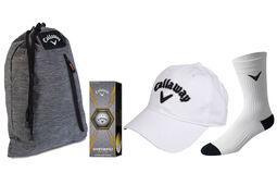 Callaway Golf Gift Set