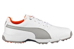 PUMA Golf Junior TITANTOUR Cleated Shoes
