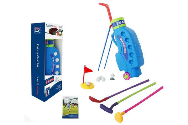 PGA Tour Deluxe Golf Set
