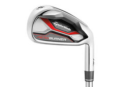 TaylorMade AeroBurner HL Irons Steel 5-SW