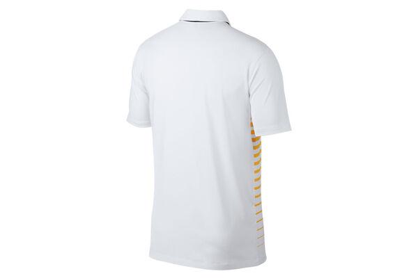 Nike Polo Dry Heather StripeW7
