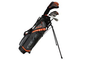 Cobra Golf King Junior Age 10 12 Package Set