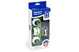 PGA Tour Pro Putt Warm Up Set