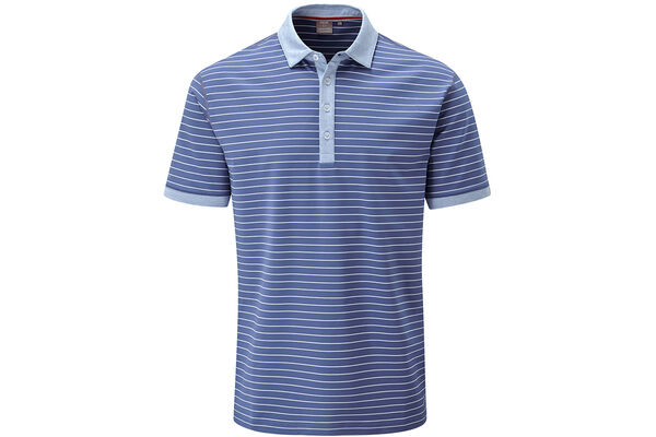 Ping Polo Harris Cool StripeW7