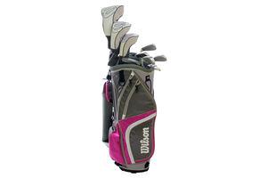 Wilson Reflex Ladies Package Golf Set