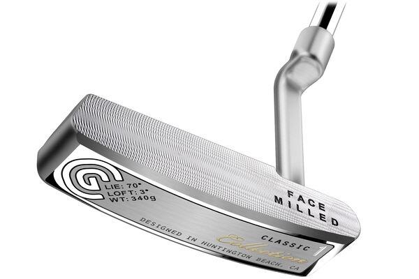 Cleveland Golf Classic HB Putter Range