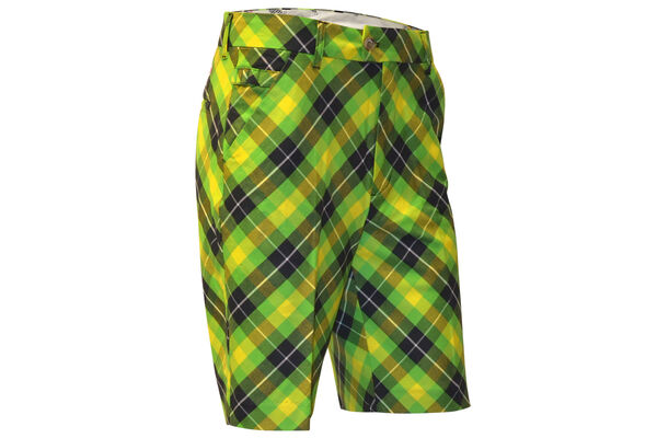 Ryl and Awe Shorts Plaid El S6