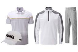 Ping Men's Tour White Outfit