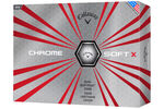 Callaway Golf 2017 Chrome Soft X 12 Golf Balls