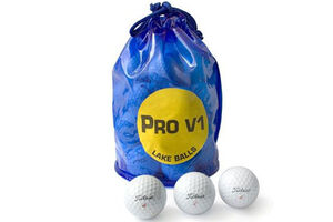 Second Chance Titleist Pro V1 Golf Balls